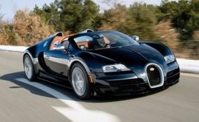 Выкуп авто Bugatti