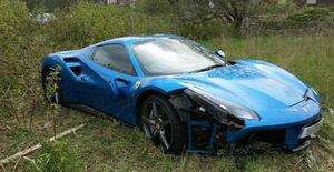 Выкуп авто Ferrari