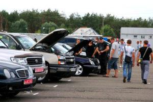 развод украинском рынке подержанных автомобилей
