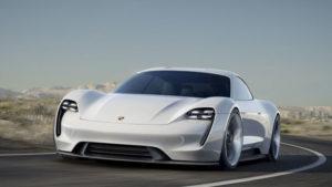 Выкуп авто Porsche Mission E