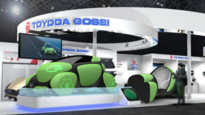 Резиновое авто Toyota