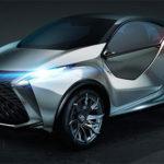 Lexus гибрид